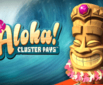 Aloha! Cluster Pays Netent Video Slot