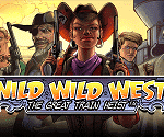 Wild Wild West Netent Video Slot