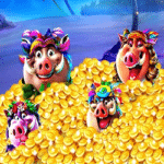 "Free Spin Casino: 100 Spins on ""Wild Hog Luau"""