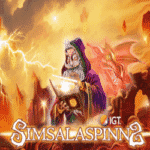 Simsalaspinn 2 – Release: OCTOBER 2021