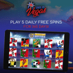 This Is Vegas Casino: 5 Daily Spins For 365 Days