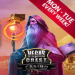 Vegas Crest Casino - Mobile Slots Tournament