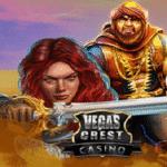 Vegas Crest: Wild Wins $1,700 Slot Adventure